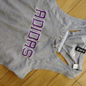 Adidas workout top [0032]